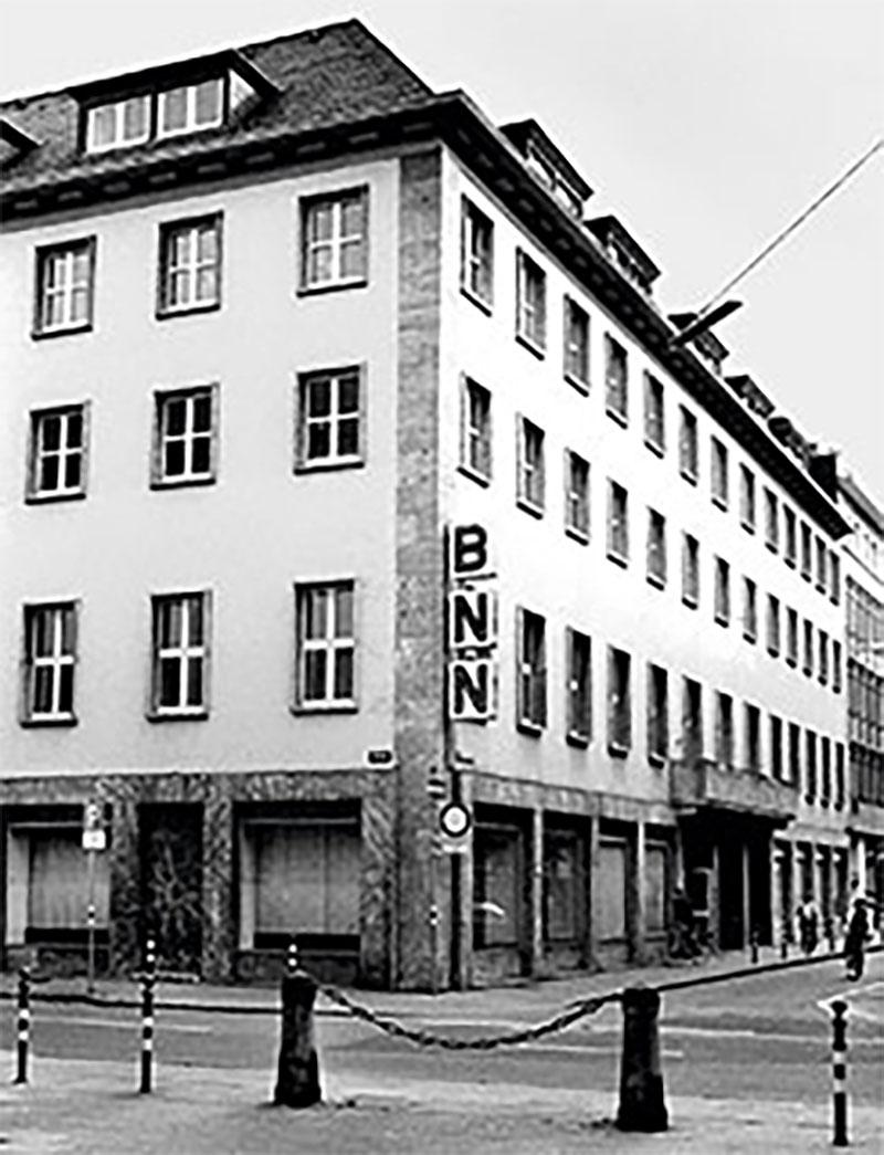 Umzug in die Lammstraße Karlsruhe der BNN Redaktion
